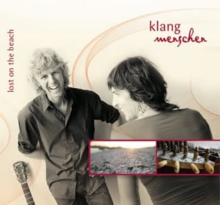 "CD - Klangmenschen ""lost on the beach"""