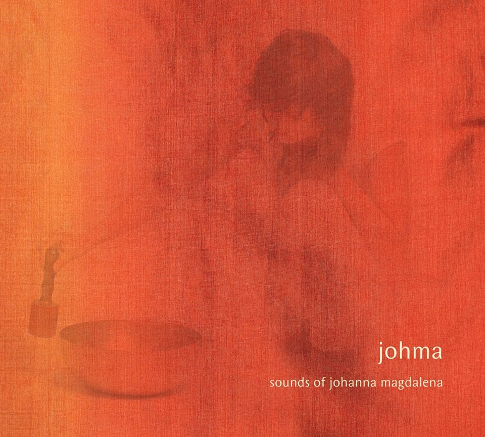 "CD - johma ""sounds of johanna magdalena"""