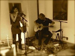 CD Präsentation Klangmenschen 2011